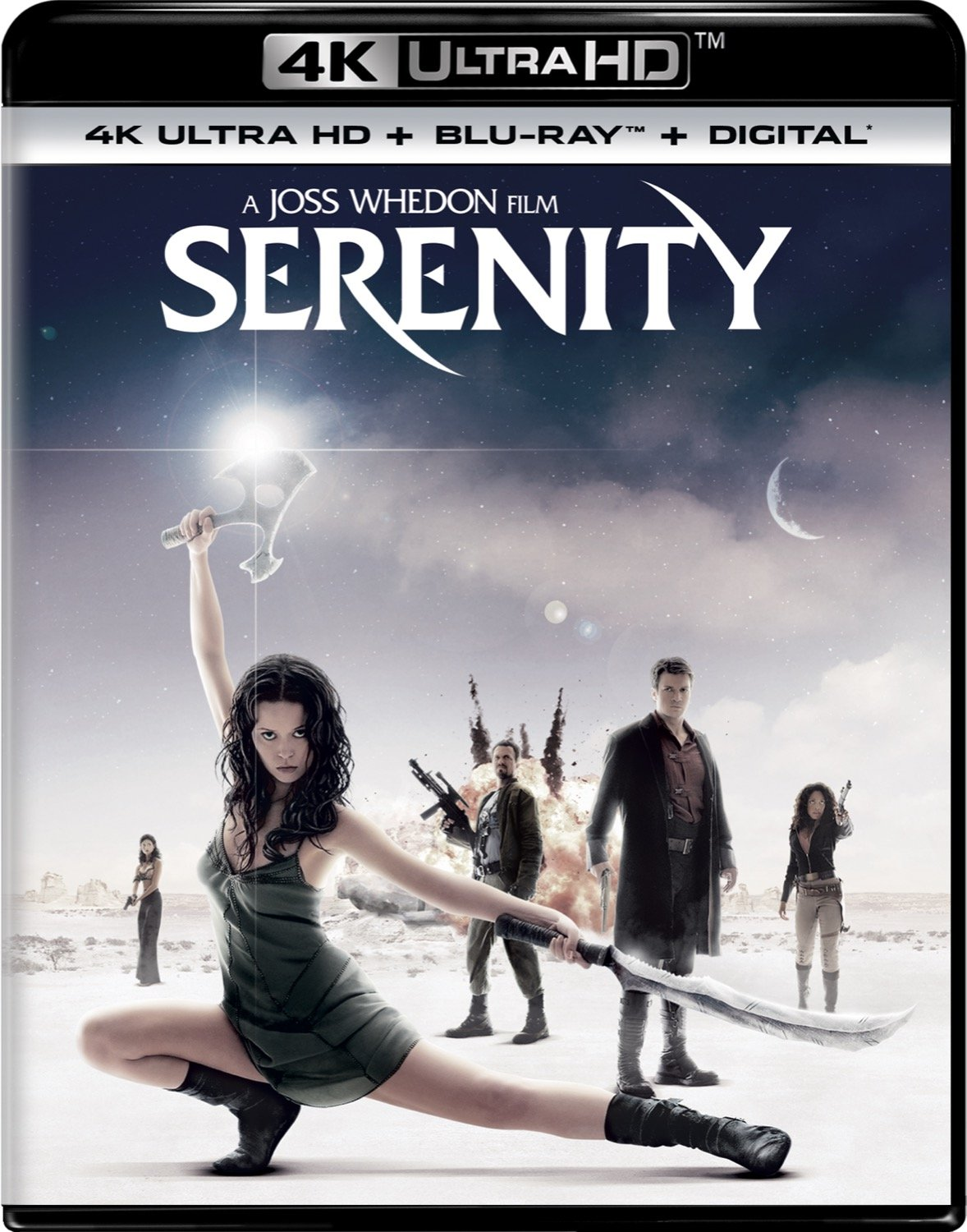 Serenity [USA] [Blu-ray]: Amazon.es: Serenity: Cine y Series TV