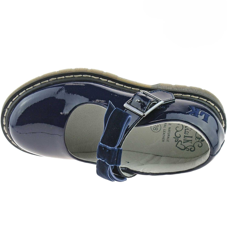 ad7c97494f9 Lelli Kelly Frankie Girls Black Patent Mary Jane Shoes