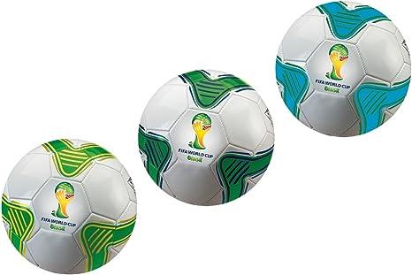 FIFA Pelota Mundial Brasil No 5: Amazon.es: Juguetes y juegos