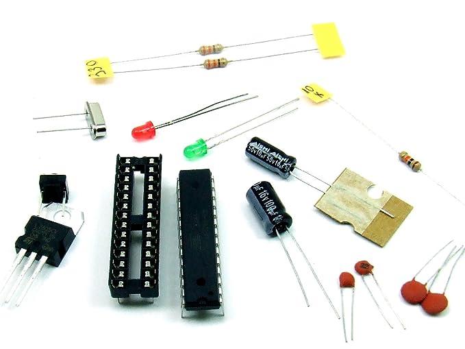 8 opinioni per ATMEGA328P-PU- ARDUINO UNO KIT con stabilizzatore di tensione 5V, MCU #A18