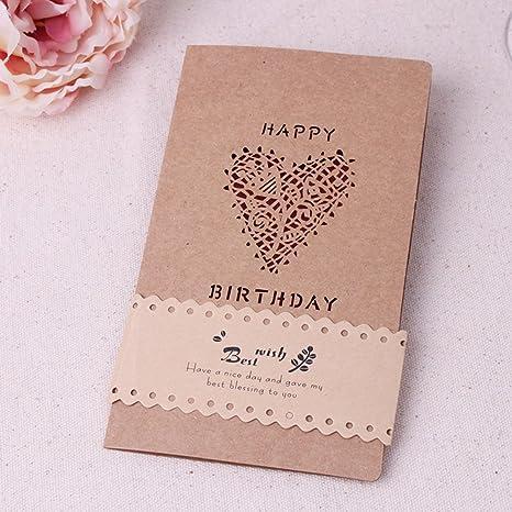 Amazon.com: Tarjeta del día de la madre creativo día de ...