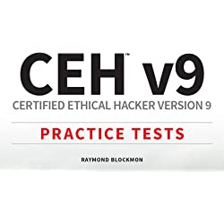 CEH v9: Certified Ethical Hacker Version 9 Practice Tests [Online Code]