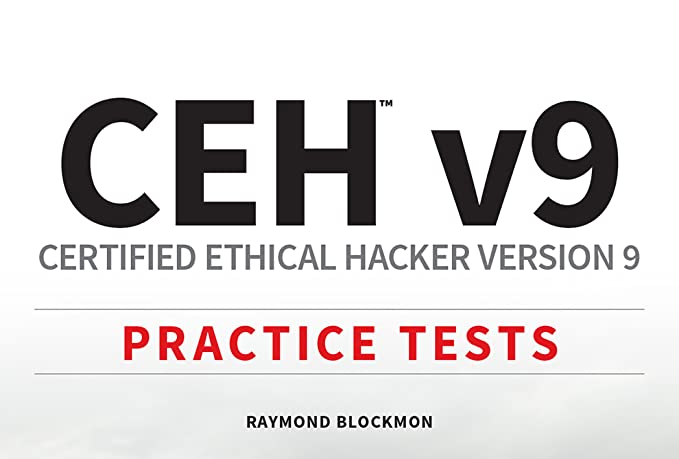 Amazon Ceh V9 Certified Ethical Hacker Version 9 Practice