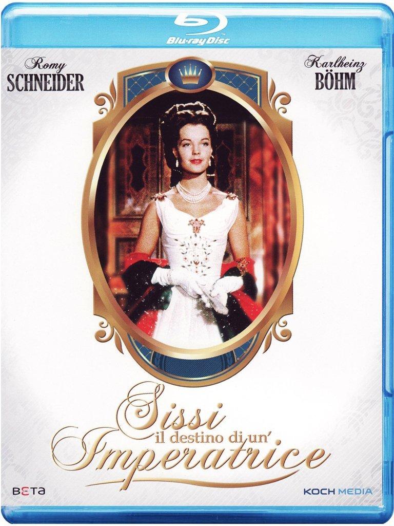 Sissi - Il Destino di un'imperatrice (1957) .avi BrRip AC3 ITA