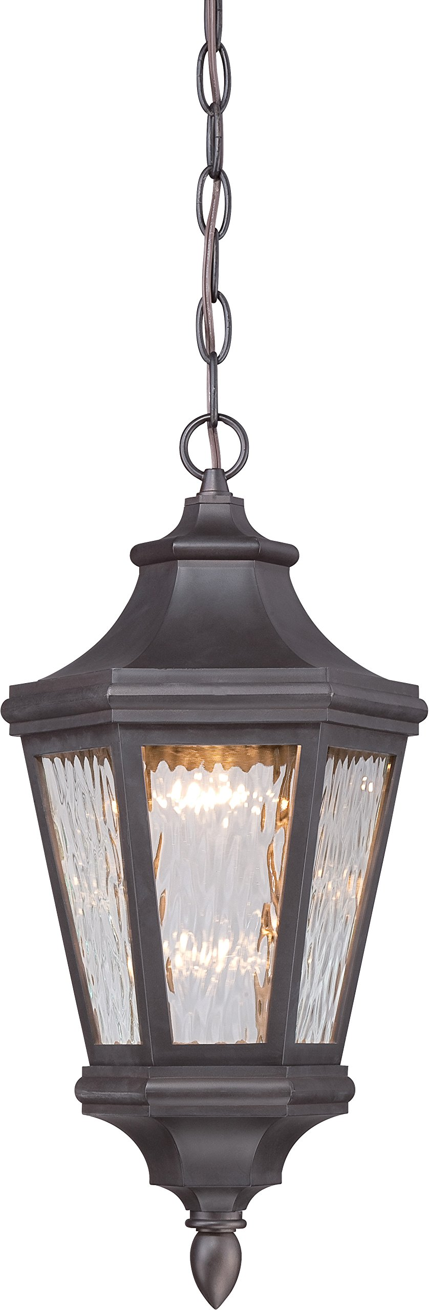 Minka Lavery Outdoor Ceiling Lighting 71824-143-L Hanford Pointe LED Pendant, Oil Rubbed Bronze