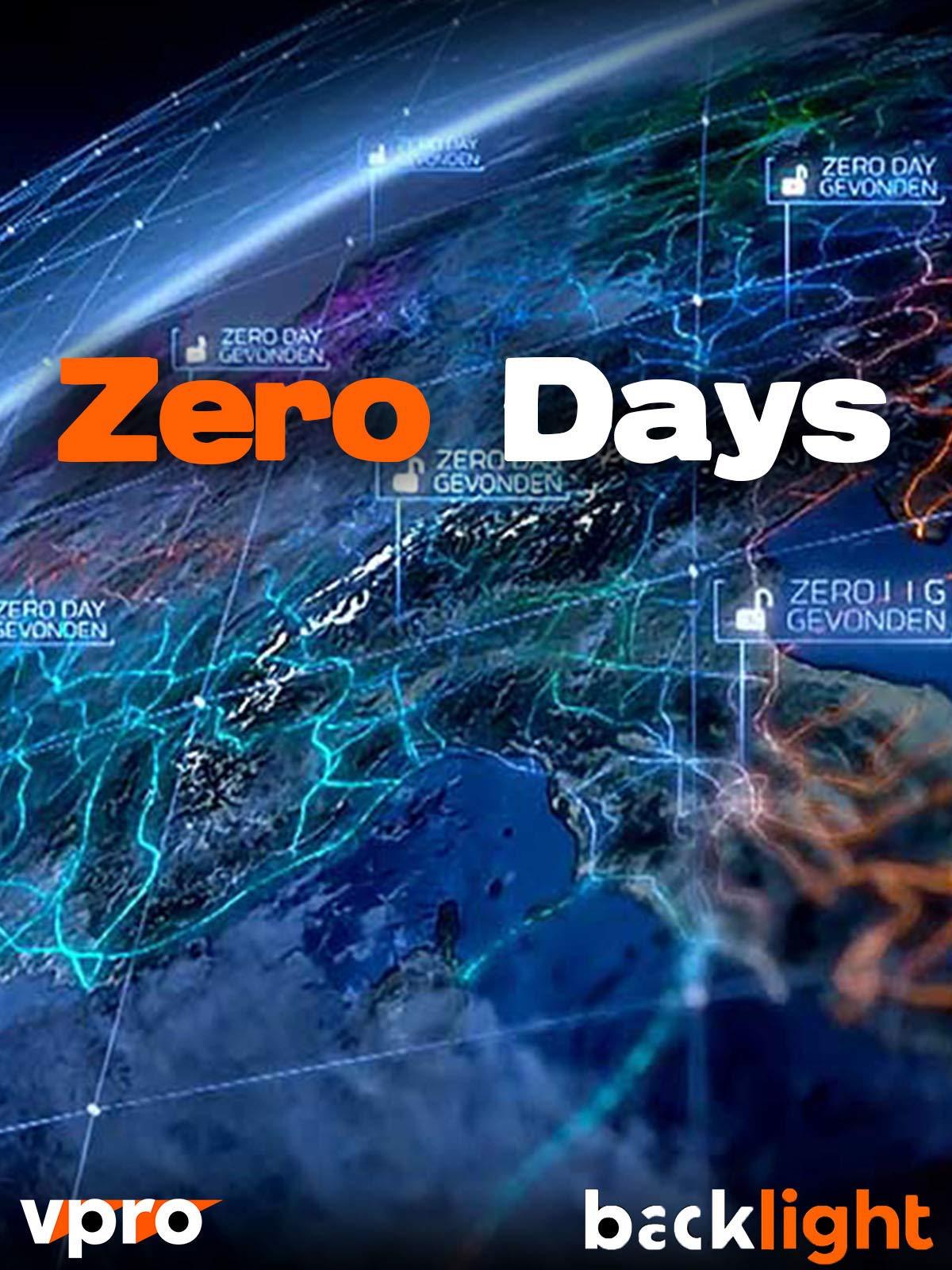 Zero Days - VPRO Backlight on Amazon Prime Video UK