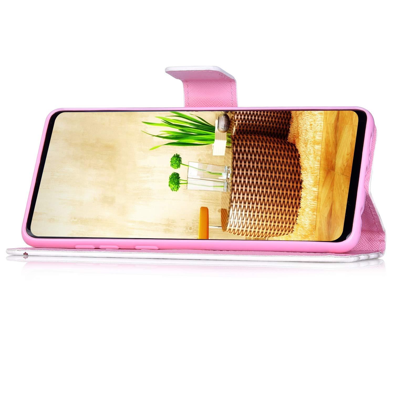Felfy Kompatibel mit iPhone 6 6S H/ülle,Kompatibel mit iPhone 7//8 Lederh/ülle Flip Wallet Case Premium PU Leder Tasche /& Silikon Schutzh/ülle Bunt Muster M/änner Frauen Handyh/ülle Cover Case