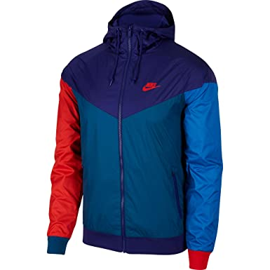 763c9ba3ac92 Image Unavailable. Image not available for. Color  NIKE Men s Windrunner  Full Zip ...