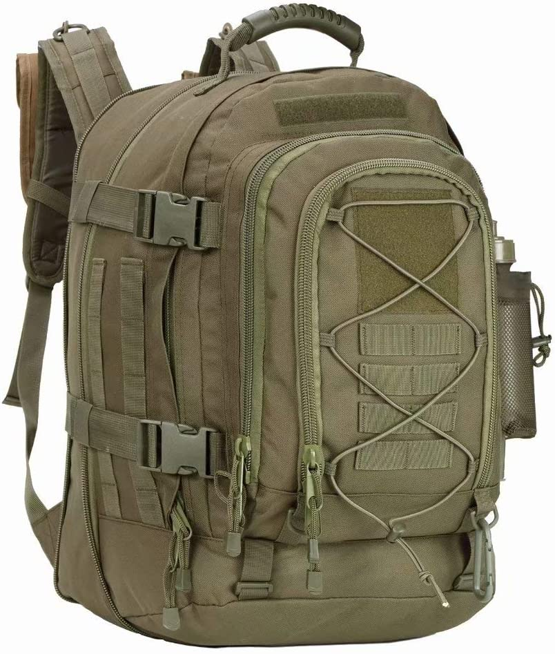 Army Pans Tactical Travel Backpack