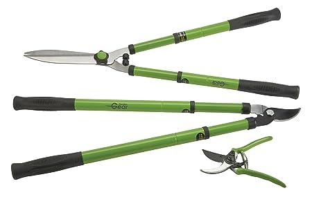 Garden Gear Pruner and Telescopic Garden Shears Set.: Amazon.co.uk ...