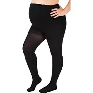 2d6c6fe25 Absolute Support Opaque Maternity Compression Stockings - Made in The USA -  Firm Medical Graduated Maternity