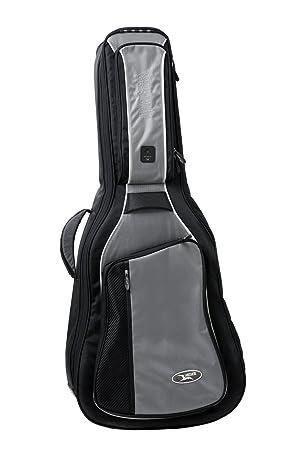 JAEGER Funda Guitarra 3.0 Guitarra Eléctrica: Amazon.es ...