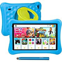 10.1 inch Kids Tablets AWOW Tablet PC voor kinderen, Android 10 Go Quad Core, 2 GB RAM 32 GB Rom, KIDOZ vooraf…