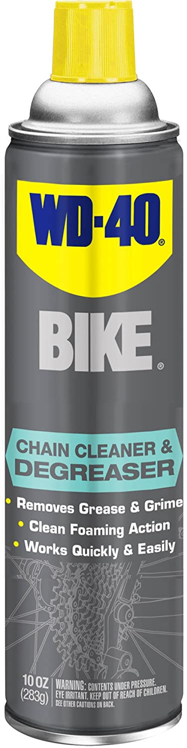 wd-40 chain cleaner and degreaser for motorcycles