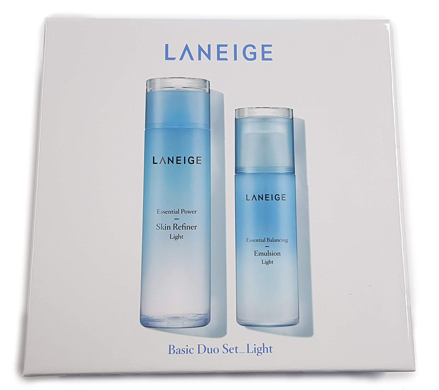 [Laneige] Basic Duo Set_Light