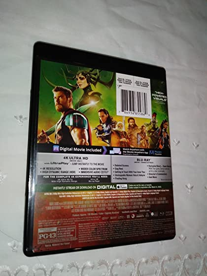 Thor: Ragnarok (Theatrical Version) A Review of the 4K Experience