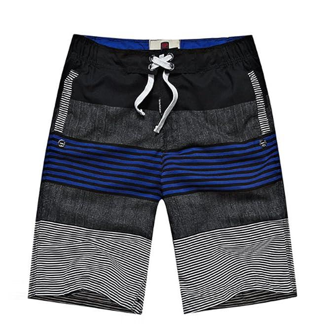 Strand Streifen Sommer Heiße Estyle Shorts Fashion Freizeit Herren UzpMGqSV