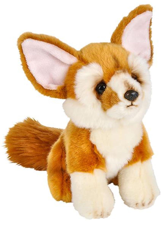 Amazon Com Wildlife Tree 7 Stuffed Fennec Fox Plush Floppy Animal