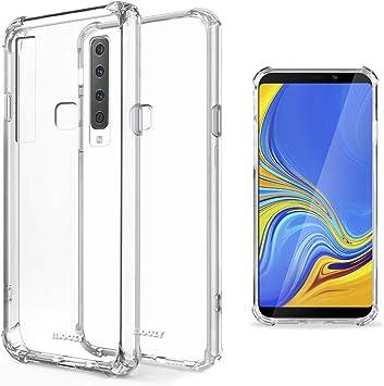 Moozy Funda Silicona Antigolpes para Samsung A9 2018, A9 Star Pro ...