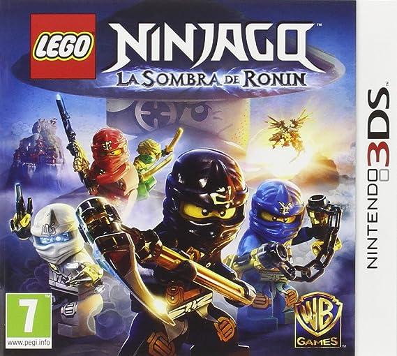 LEGO Ninjago: La Sombra De Ronin: nintendo 3ds: Amazon.es ...