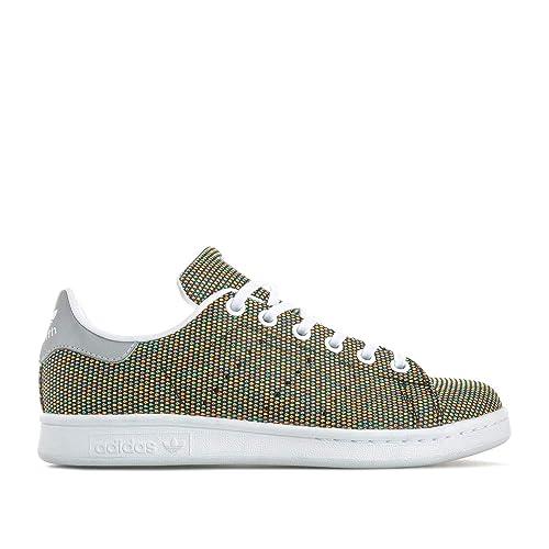 adidas Stan Smith Jazzy Knit J, Zapatillas de Deporte Unisex Niños: Amazon.es: Zapatos y complementos