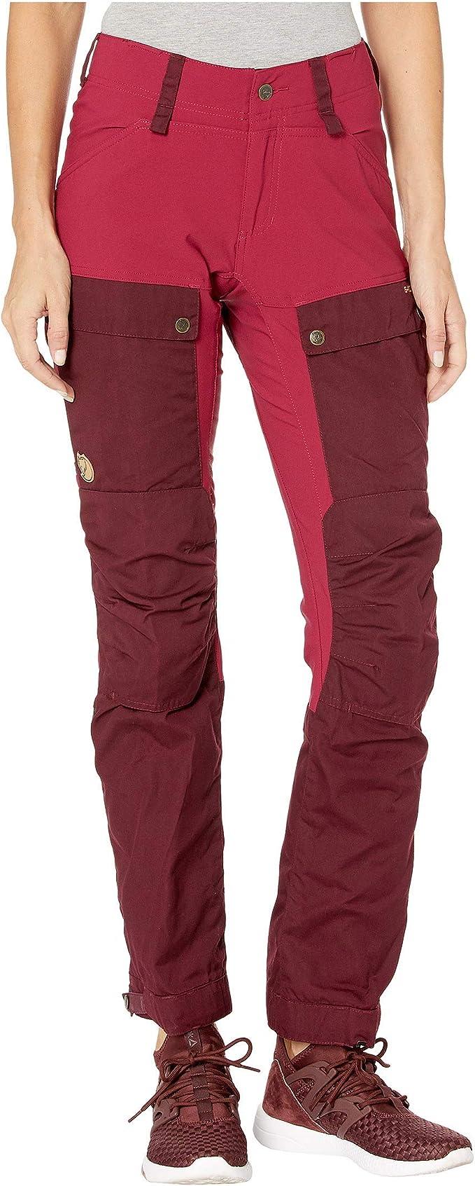 Fjallraven Womens Keb Trousers W Reg Sport Trousers