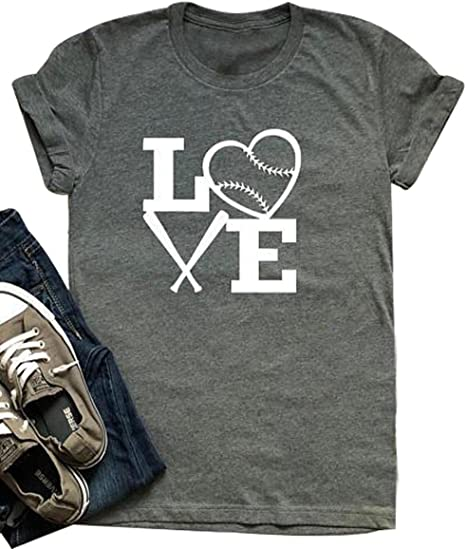 I Love Music Women/'s Crew Neck T-Shirts Plus Size Handmade Bling Cotton Heart