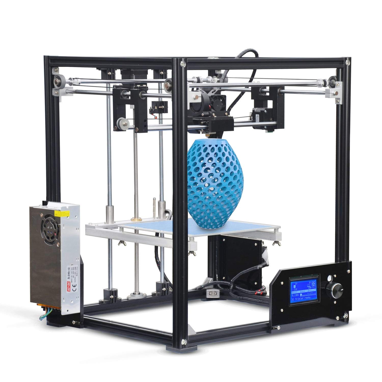 L.J.JZDY Impresora 3D Impresora de Alta precisión 210 x 210 x 280 ...
