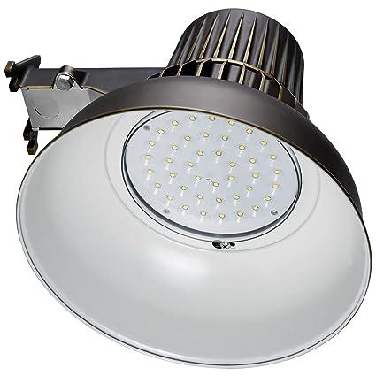 Led Utility Light >> Honeywell Ma0251 Led Utility Light 3500 Lumen Dusk To Dawn