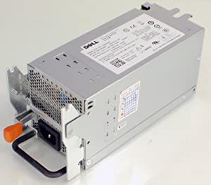 Genuine OEM Power Supply PSU FOR Dell PowerEdge T300 1-Socket 528W Redundant Hipro FITs HP-S5281A001-LF Delta DPS-528AB 100-240V 50-60Hz H528P-00 D528P-00 Delta DPS-528AB Switching 4GFMM NT154 WN457