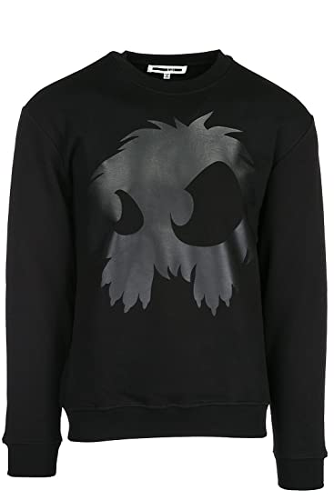 0dee2d47d26e3 McQ Alexander McQueen Men's Sweatshirt Sweat Black US Size XS (US XS ...