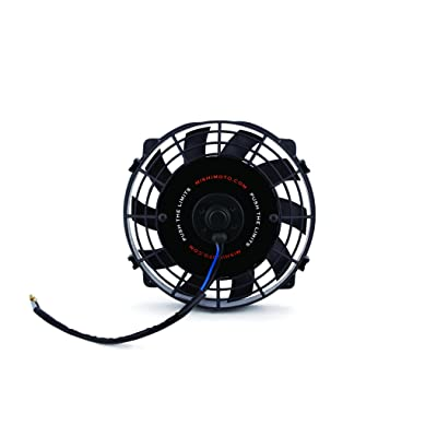 "Mishimoto Slim Electric Fan 8"": Automotive"