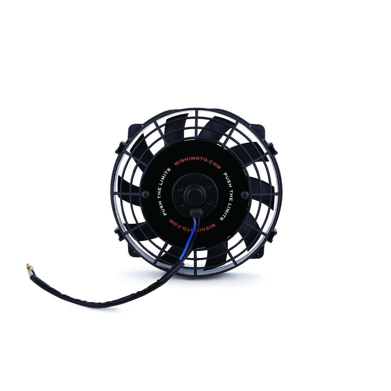 Mishimoto MMFAN-8 Slim Electric Fan 8', Black