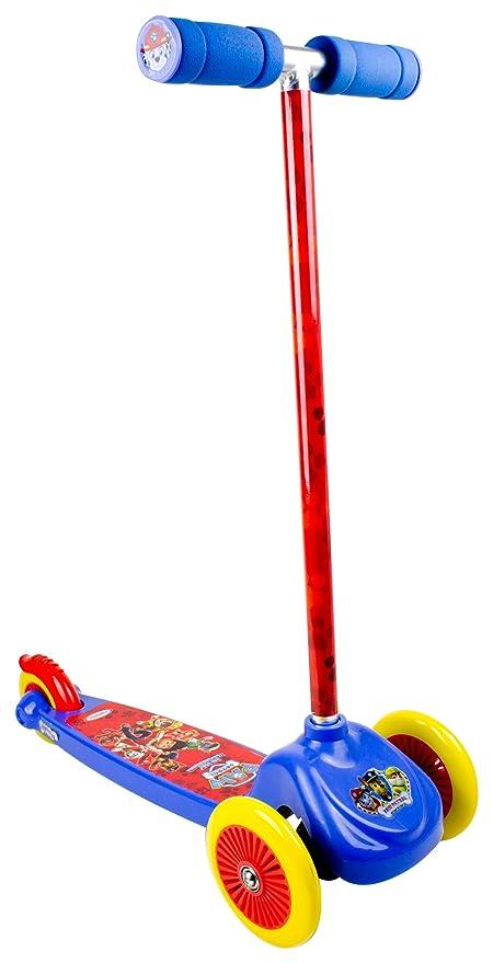 Amazon.com: Paw Patrol Kid 's tres Wheel Flex Scooter ...