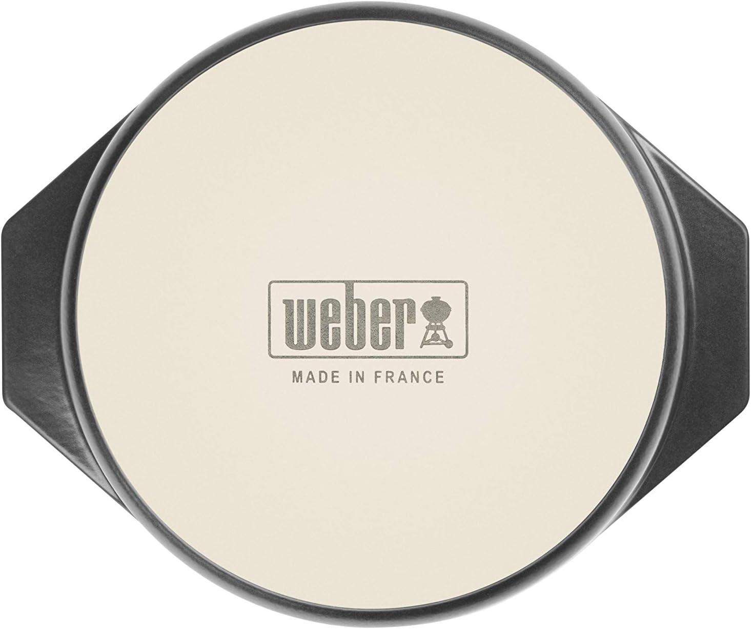 Weber Plat /à Tarte Noir