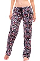 Betty Boop Women's Warm and Cozy Plush Pajama Bottoms