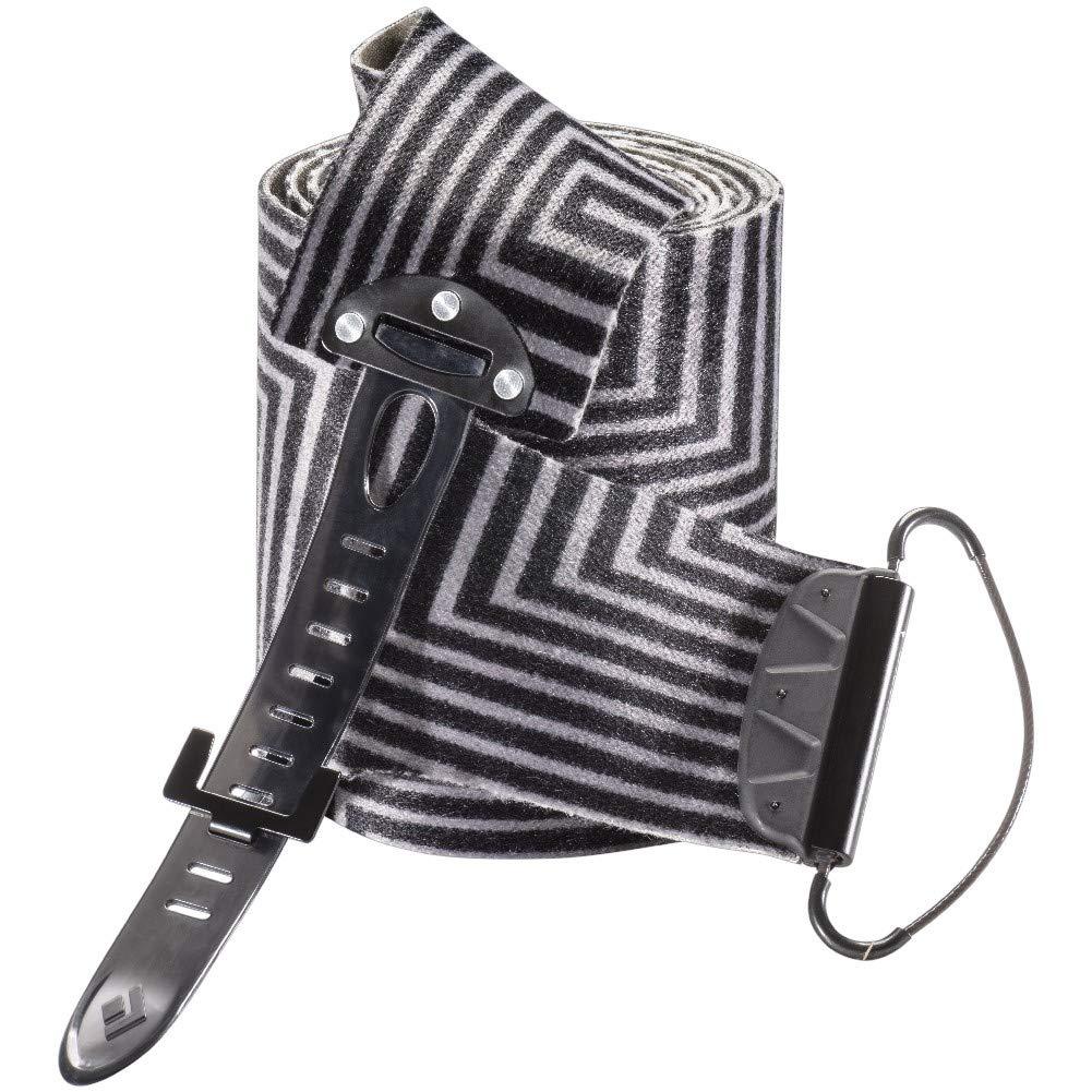 Black Diamond GlideLite Mohair Mix STS Skin, 110mm, Gray Print by Black Diamond
