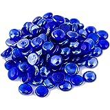 ARSUK Piedras Decorativas, Piedras Preciosas Perlas, Guirnalda Decorativa de…