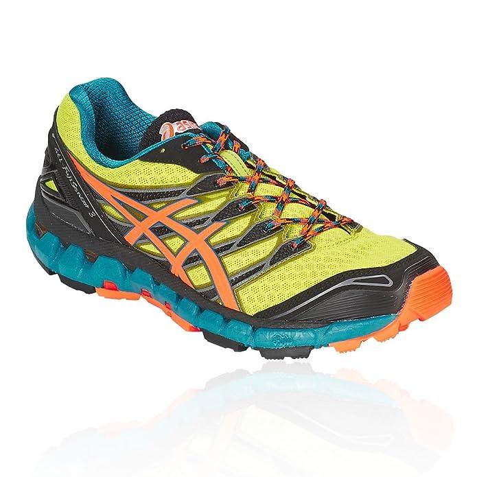 ASICS Gel Fuji Sensor 3 Trail Laufschuhe: : Schuhe