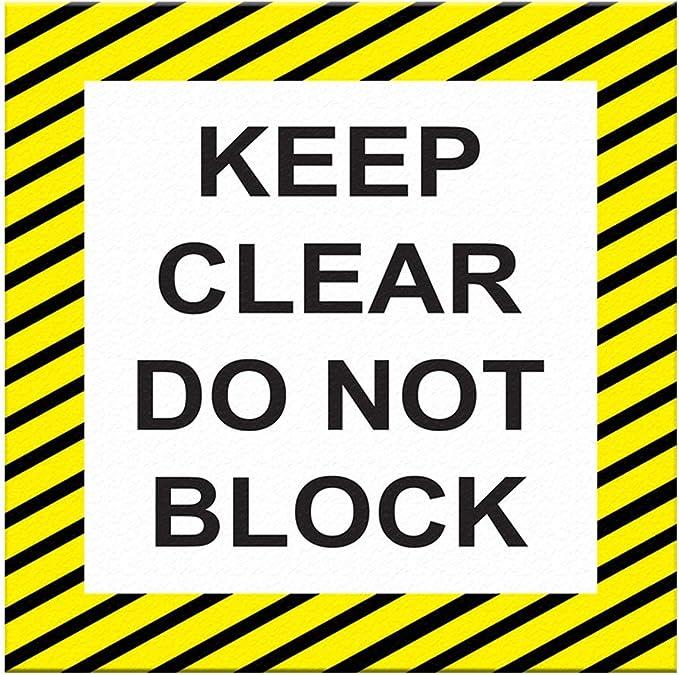 27x18 Modern Diagonal Premium Acrylic Sign CGSignLab 2463245/_5absw/_27x18/_None Please Keep Off Grass