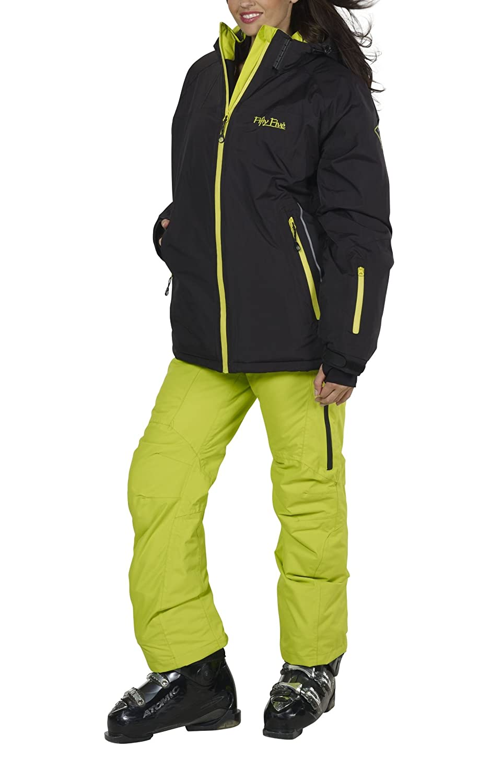 /Pantaloni da Snowboard Fifty Five da Sci da Donna Regina/