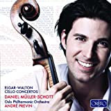 Edward Elgar / William Walton: Cello Concertos