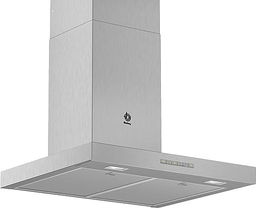 Balay 3BC067EX - Campana (730 m³/h, Canalizado/Recirculación, A, A, B, 64 dB): 194.52: Amazon.es: Grandes electrodomésticos