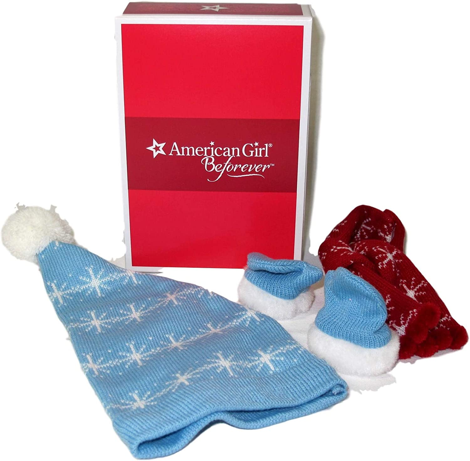 American Girl Maryellen Christmas Holiday Party Punch Set NEW IN BOX
