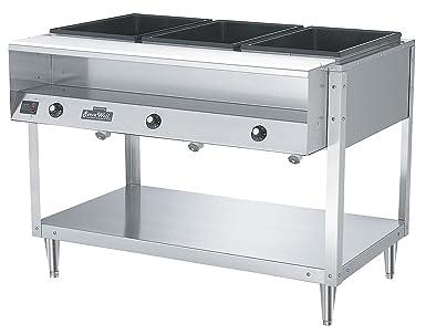 Amazon.com: vollrath 38119 ServeWell comida caliente mesa ...
