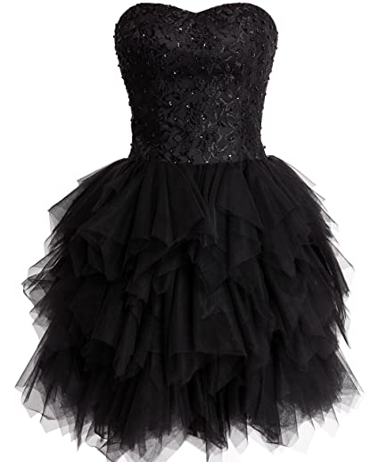 Review FAIRY COUPLE Tulle Strapless