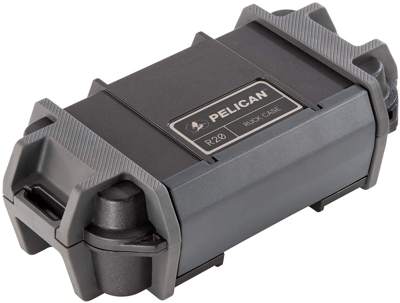 Pelican Ruck R20 Case Black (RKR200-0000-BLK)