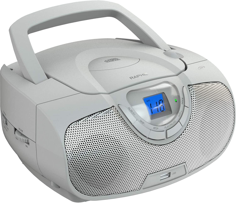 gaixample.org Portable Home Speaker. MP3 Compatible Kitchen Radio ...