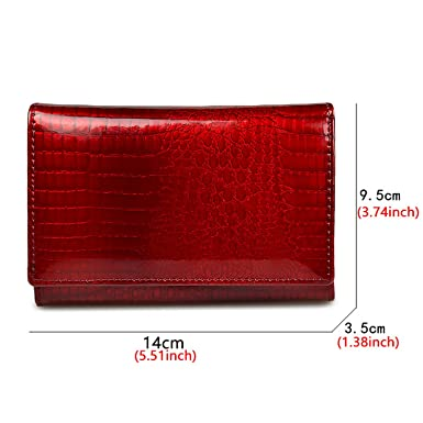 Women Wallet And Purse Genuine Leather Small Short Wallets Clutch