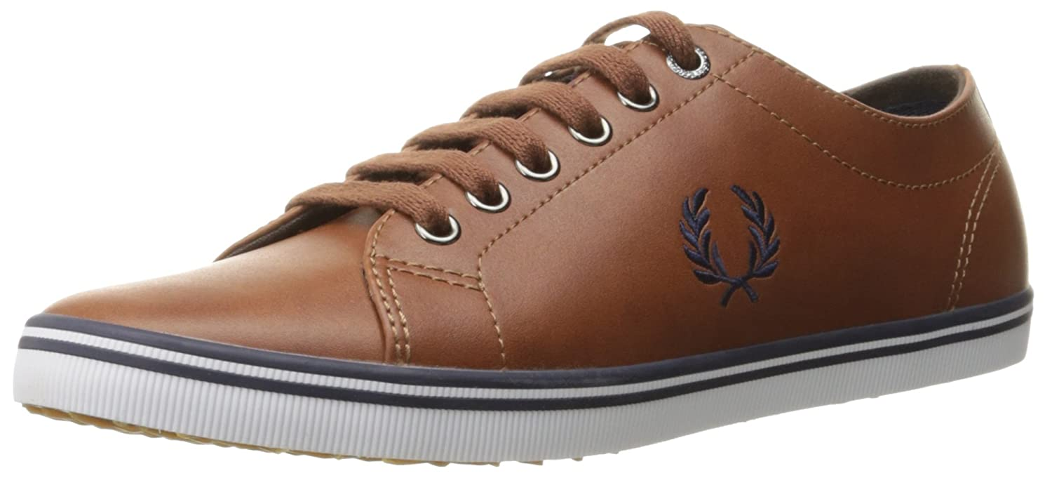 Fred Perry Kingston Leather, Zapatos de Cordones Oxford para Hombre